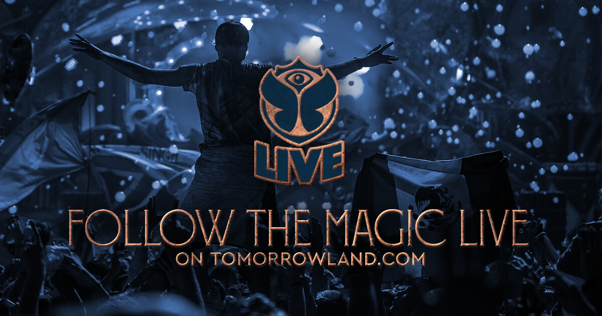 TOMORROWLAND 2018 LIVE on FREECABLE TV